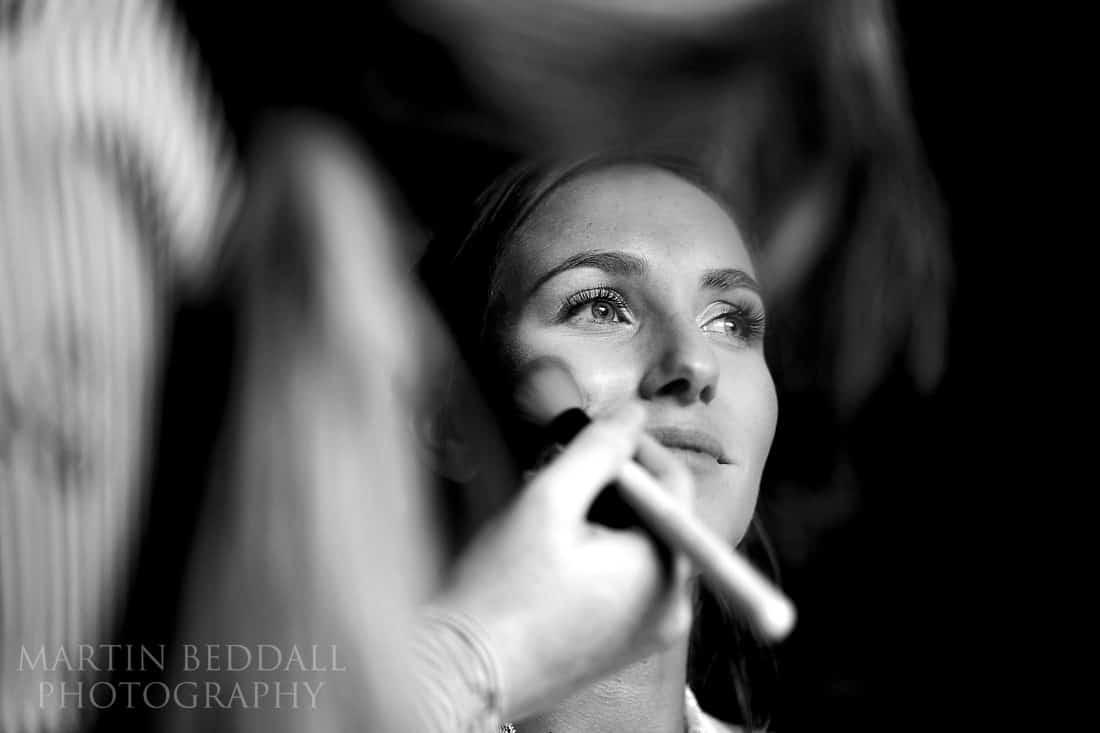 Makeup at Dewsall Court