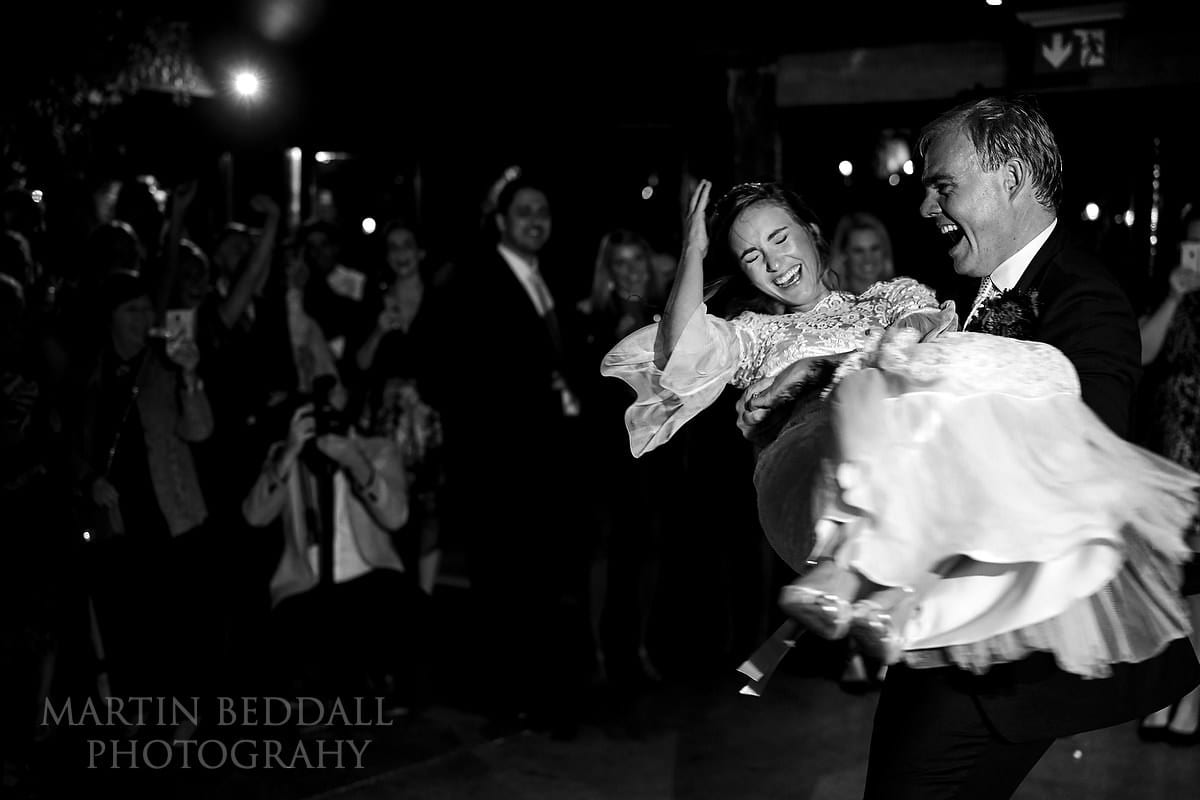 Hereford wedding first dance