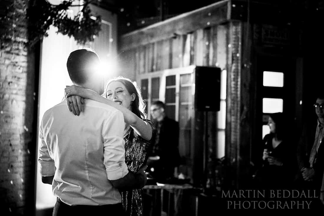 First dance at Brixton East