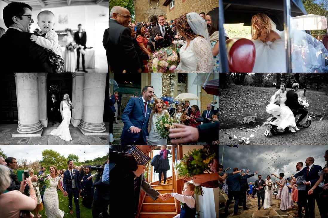 Wedding confetti images