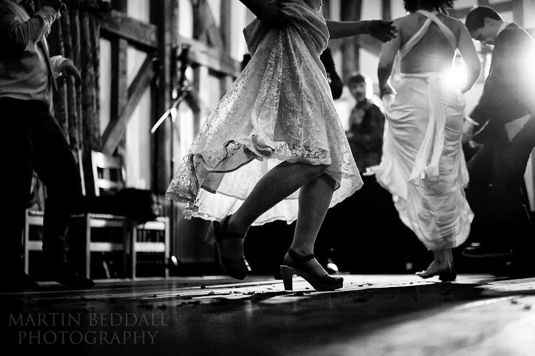 Irish Dancing at Gate St Barn