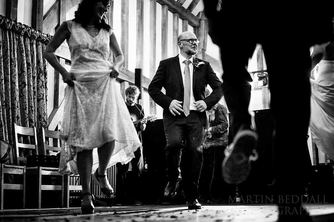 Dancing at Gate St Barn