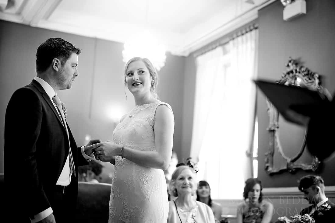 Brighton Town Hall wedding photography