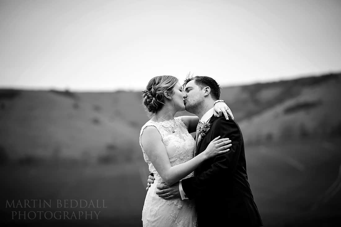 Iford wedding portrait
