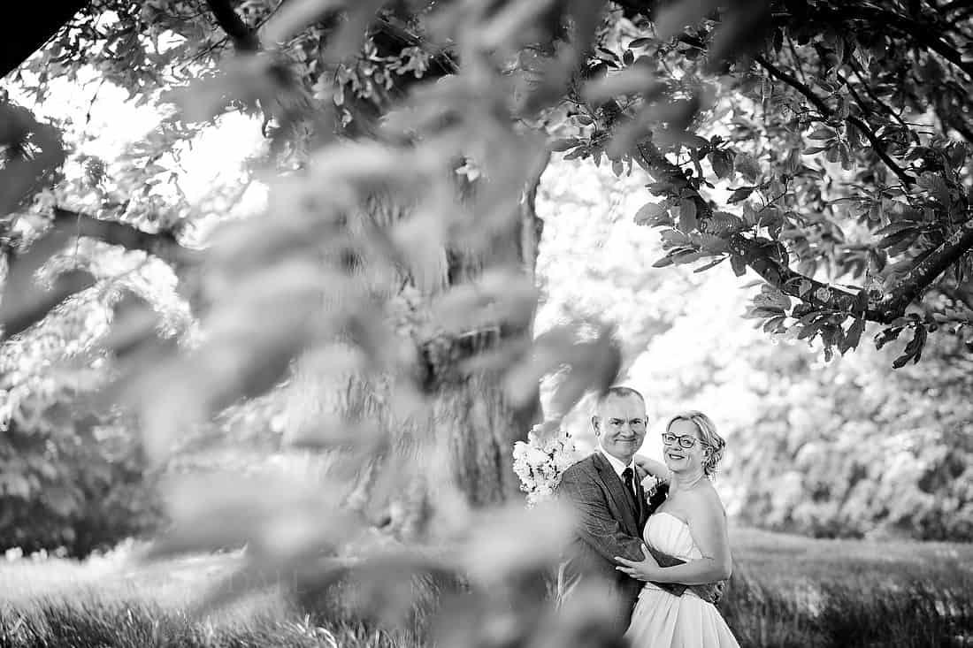 Couple portrait in Petworth park