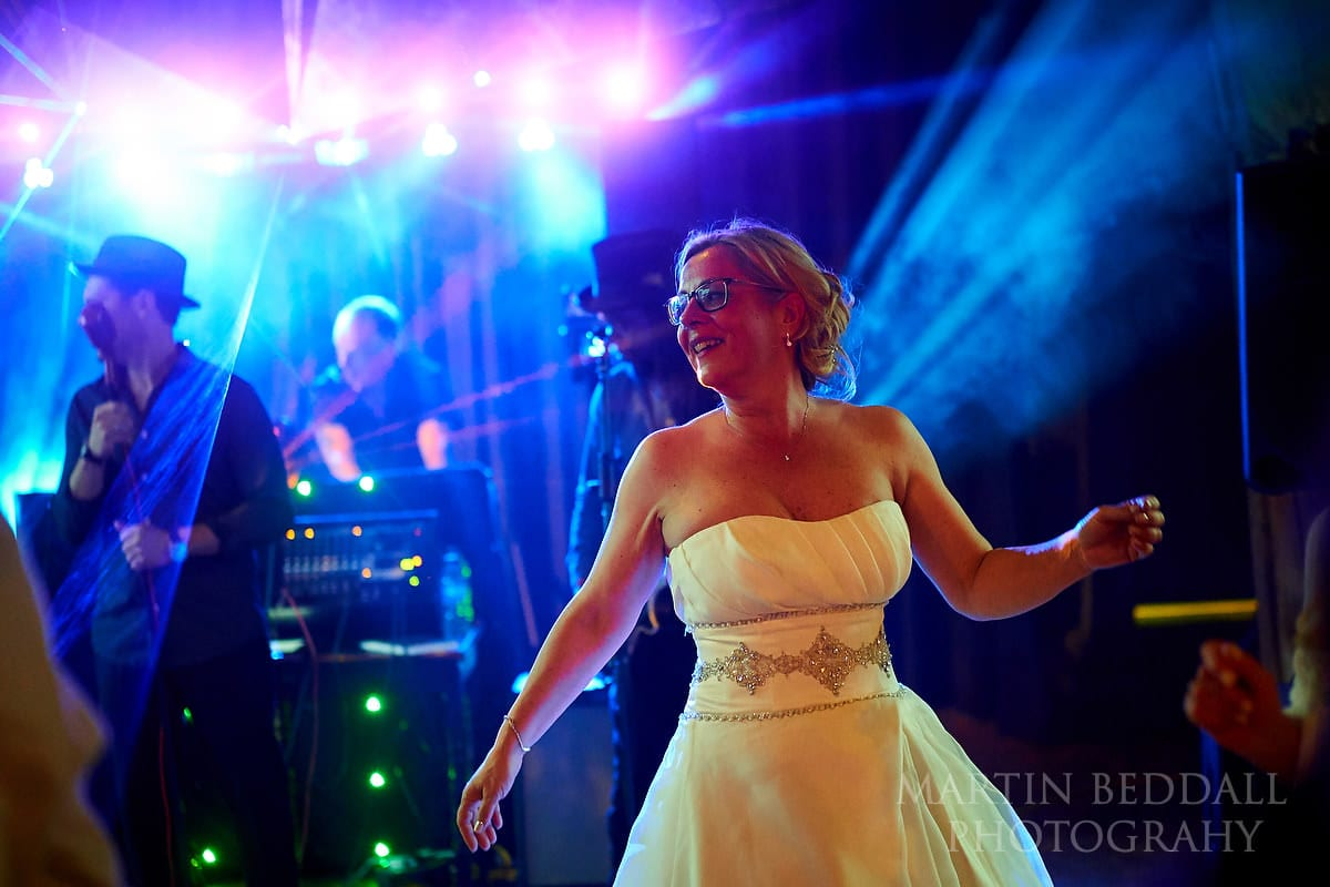 Grittenham Barn dancing