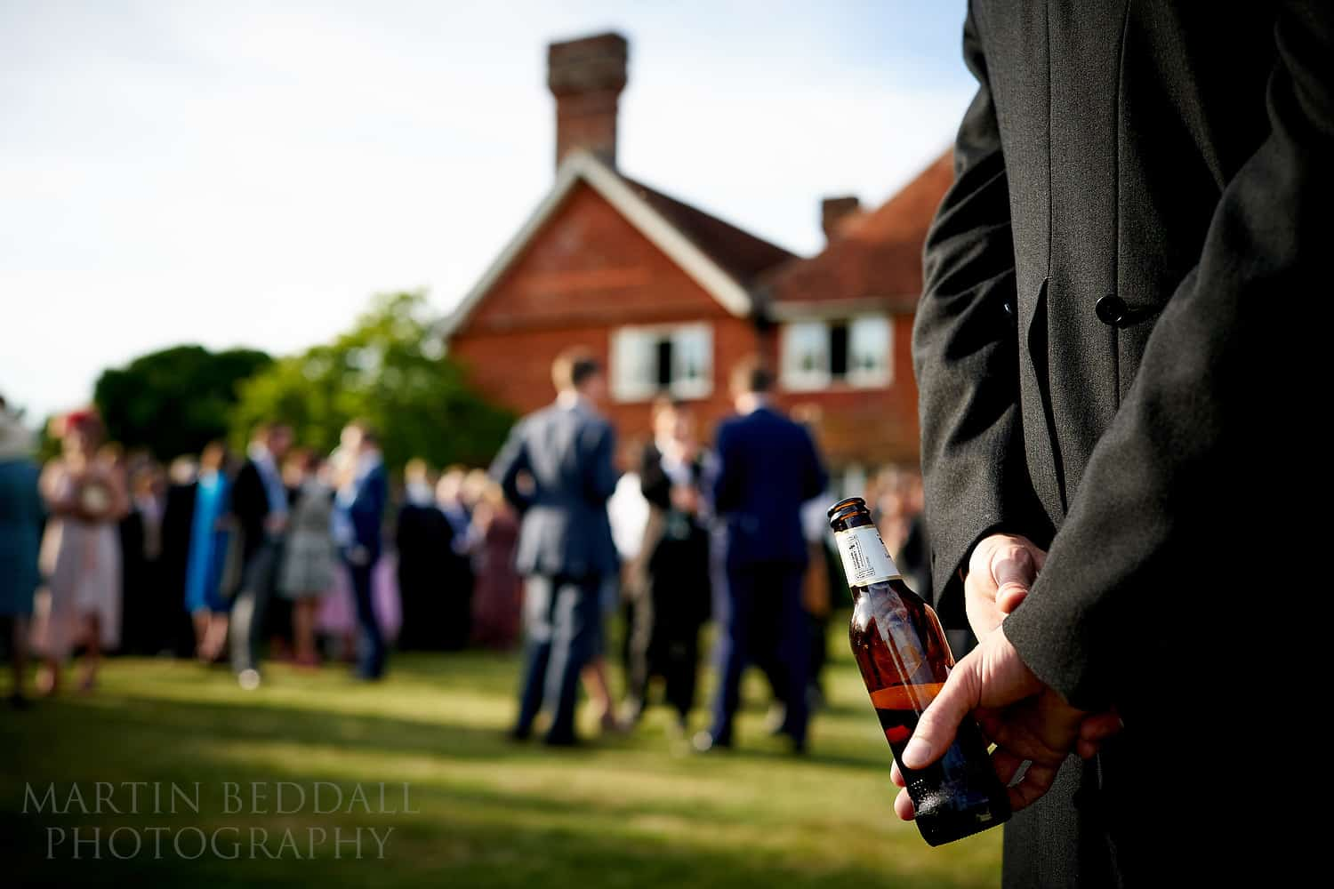 Documentary wedding photography with the Zeiss 40mm Batis lens