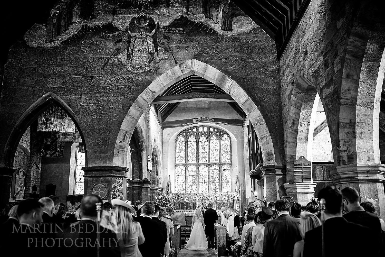 St Michael's church wedding in East Sussex near Buckhurst Park