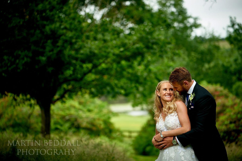 Buckhurst Park couple portrait