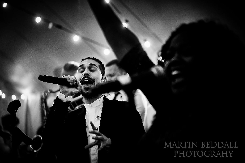 Buckhurst Park wedding band