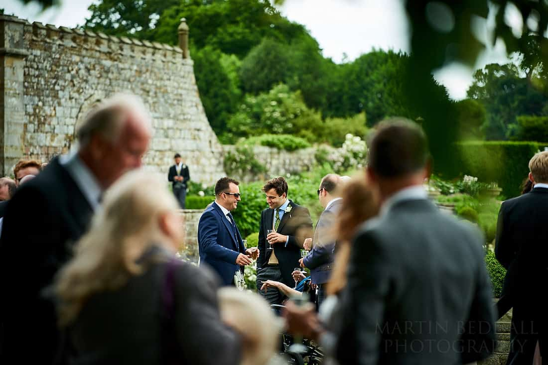 Buckhurst Park wedding reception