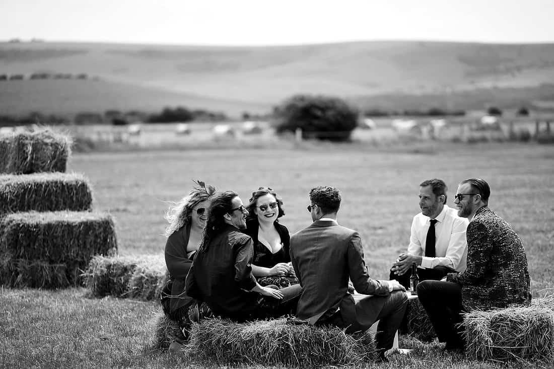 Party Field wedding