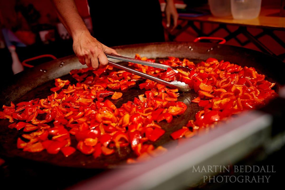 wedding paella