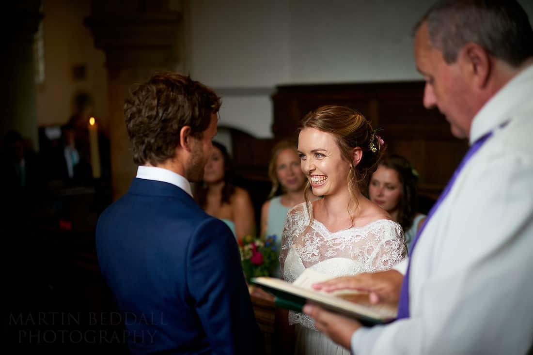 Sussex wedding ceremony