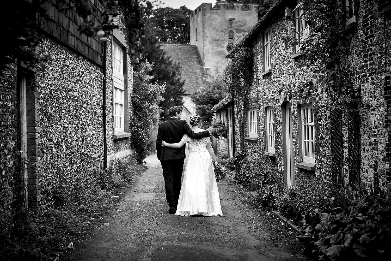 Sussex village wedding