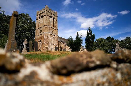 Arthingworth church