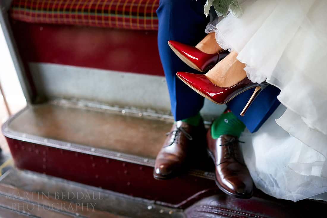 Bloomsbury wedding