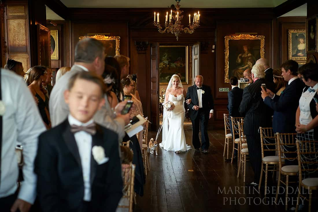 Wedding at Glynde Place