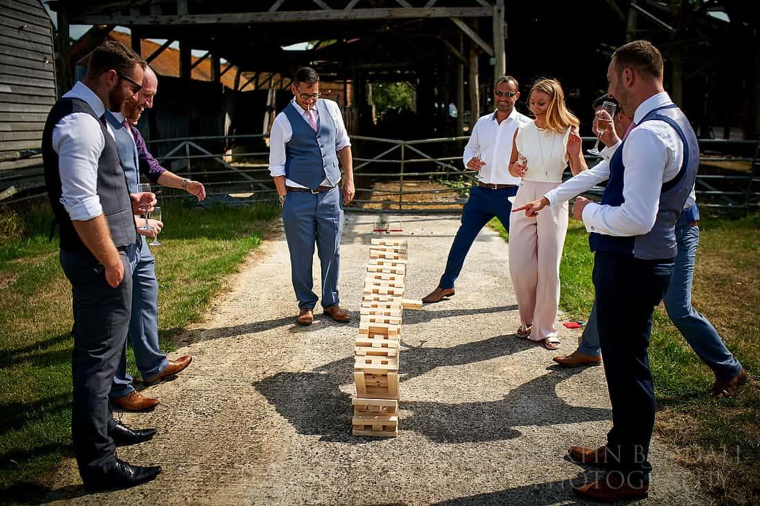game of jenga