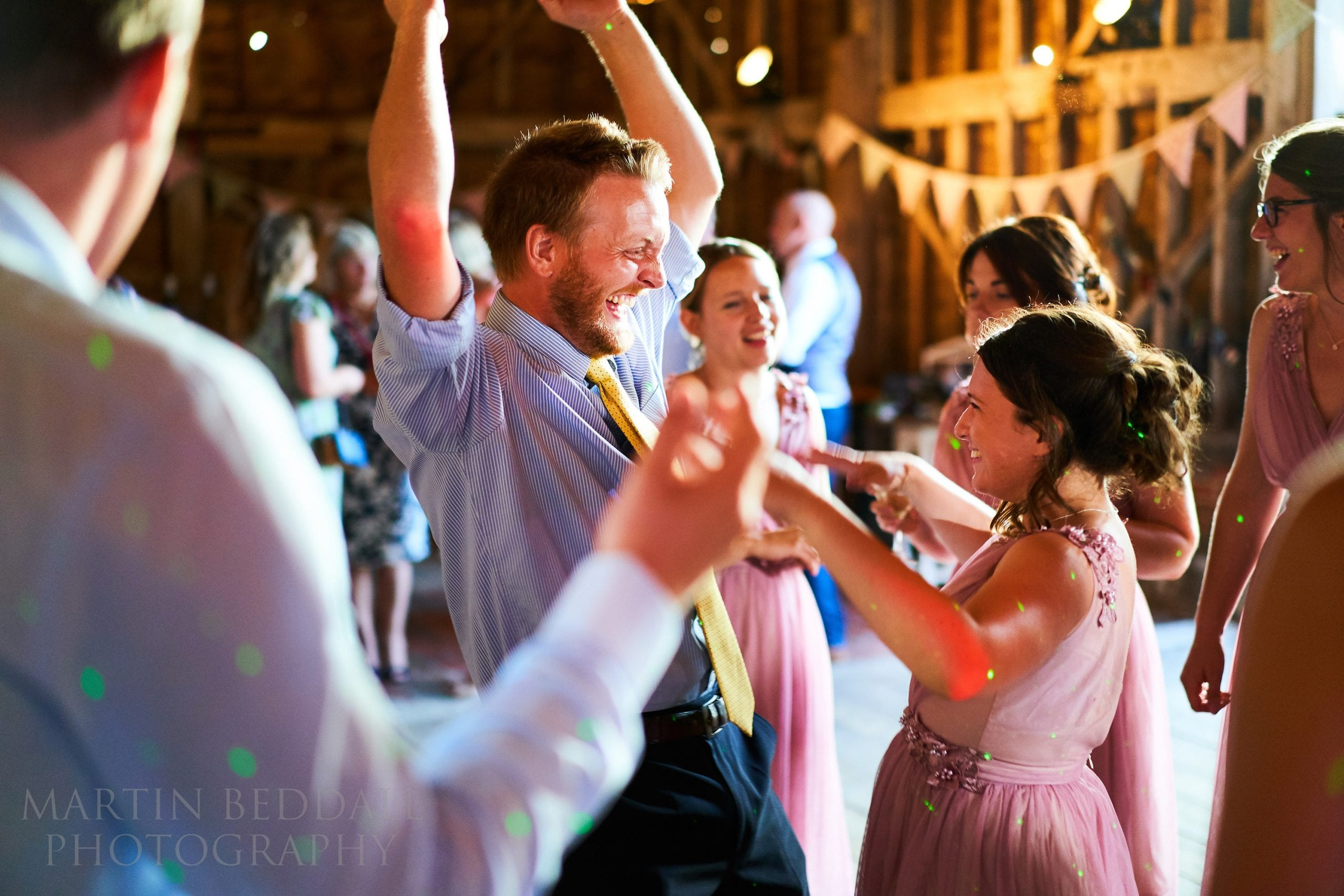 Dancing in The Secret Barn