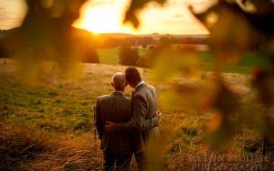 Same sex wedding | Gary & Jeff