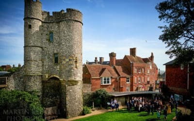 Lewes Castle wedding | Hannah & Sam