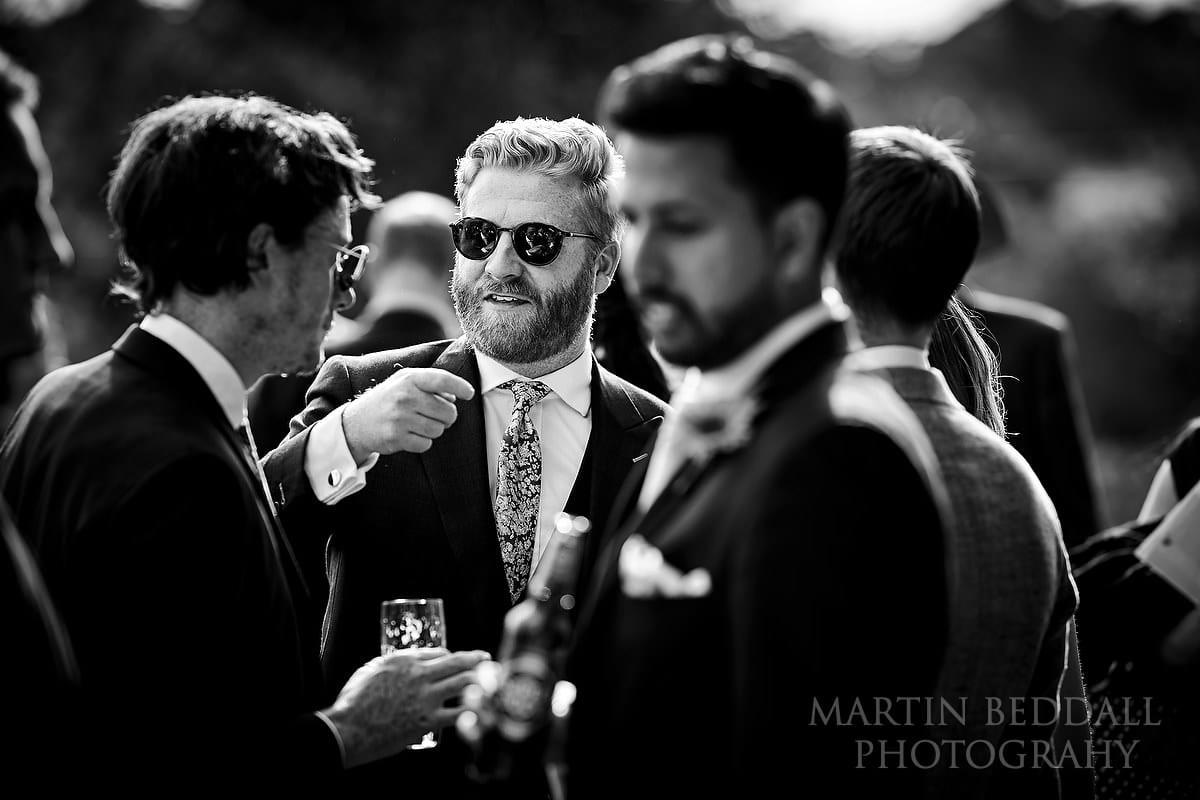 Sussex wedding reception
