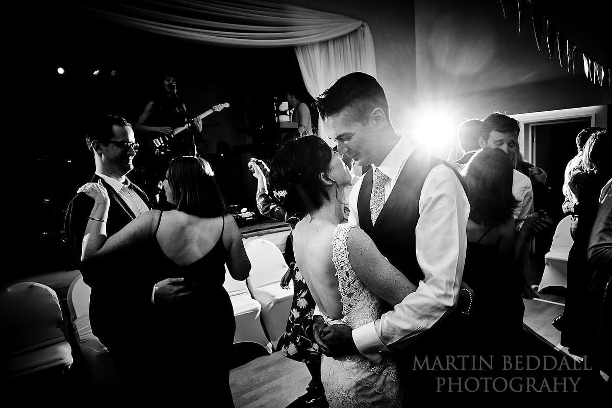 Sussex wedding dancing