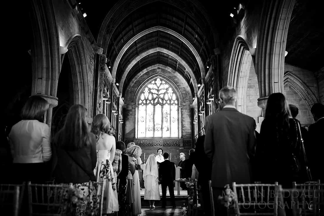 Brockenhurst wedding ceremony