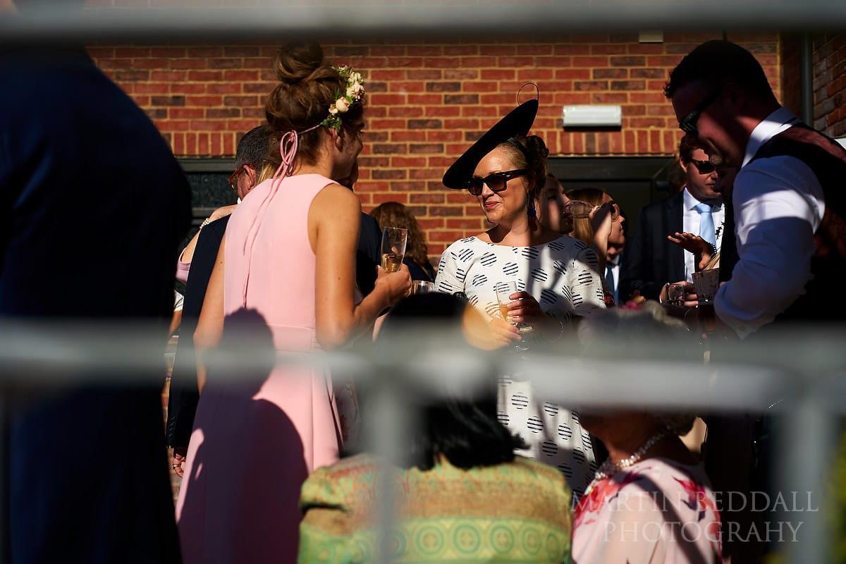 Brockenhurst village hall wedding reception