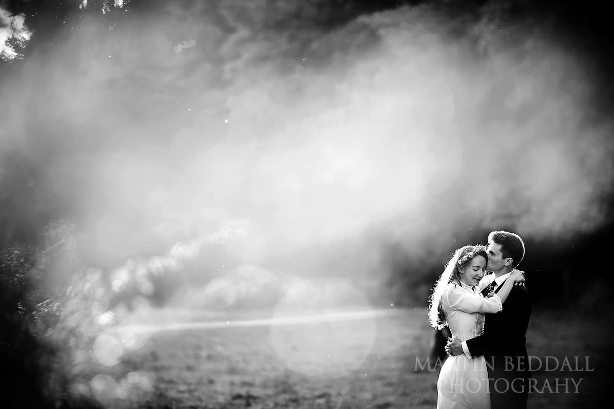 Brockenhurst wedding photo