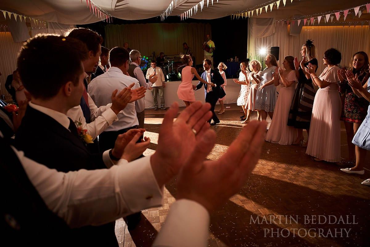 Brockenhurst village hall wedding