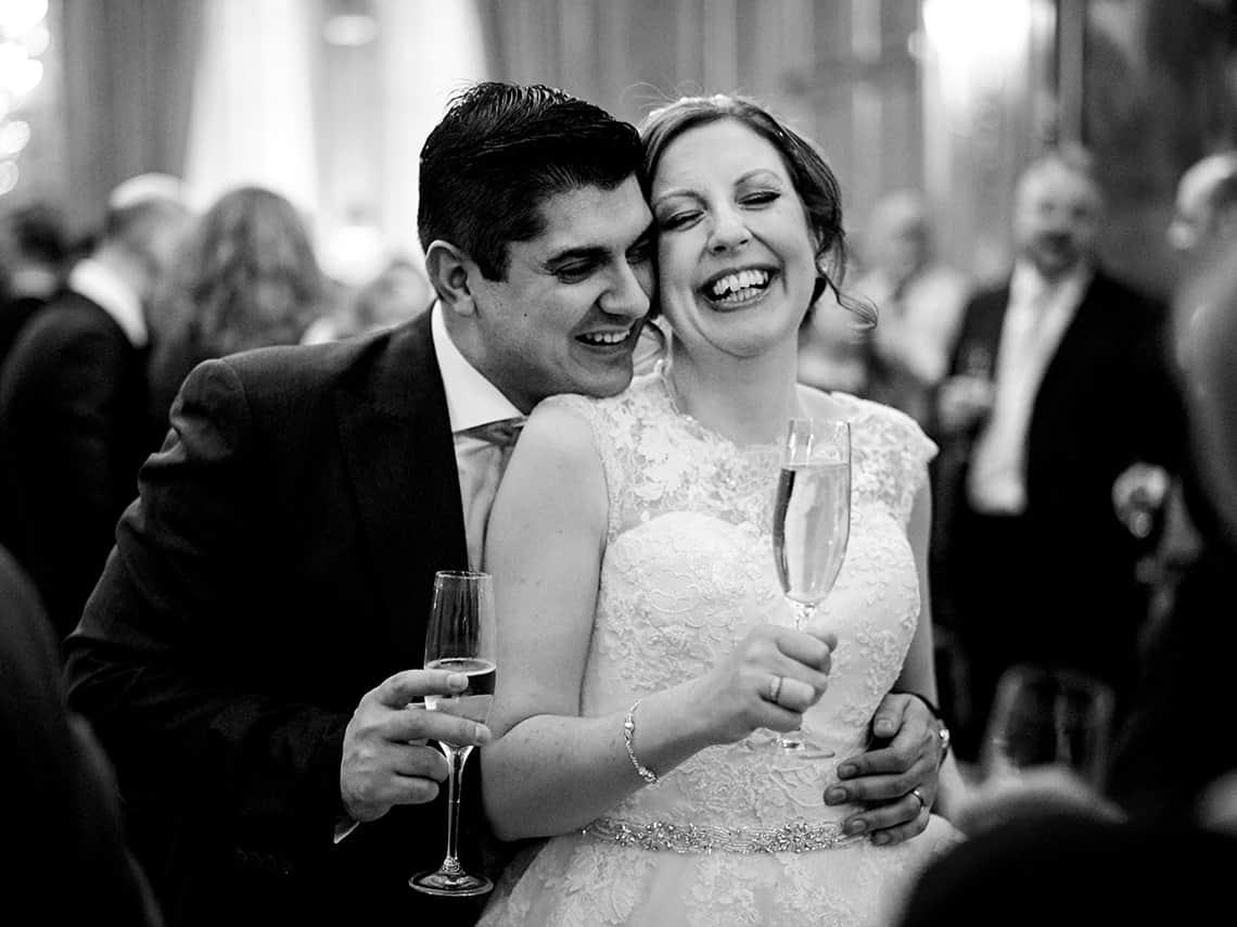 Review of Claridges wedding