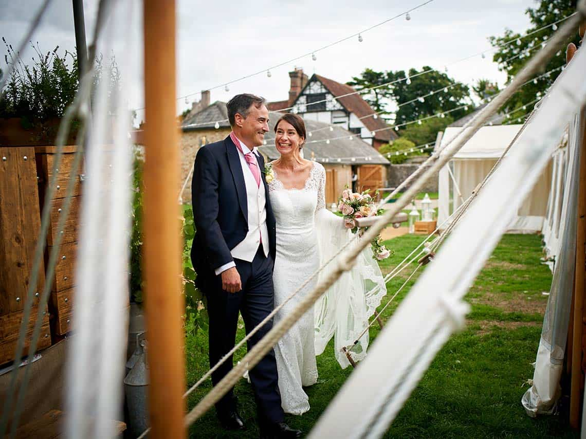 Ditchling green wedding