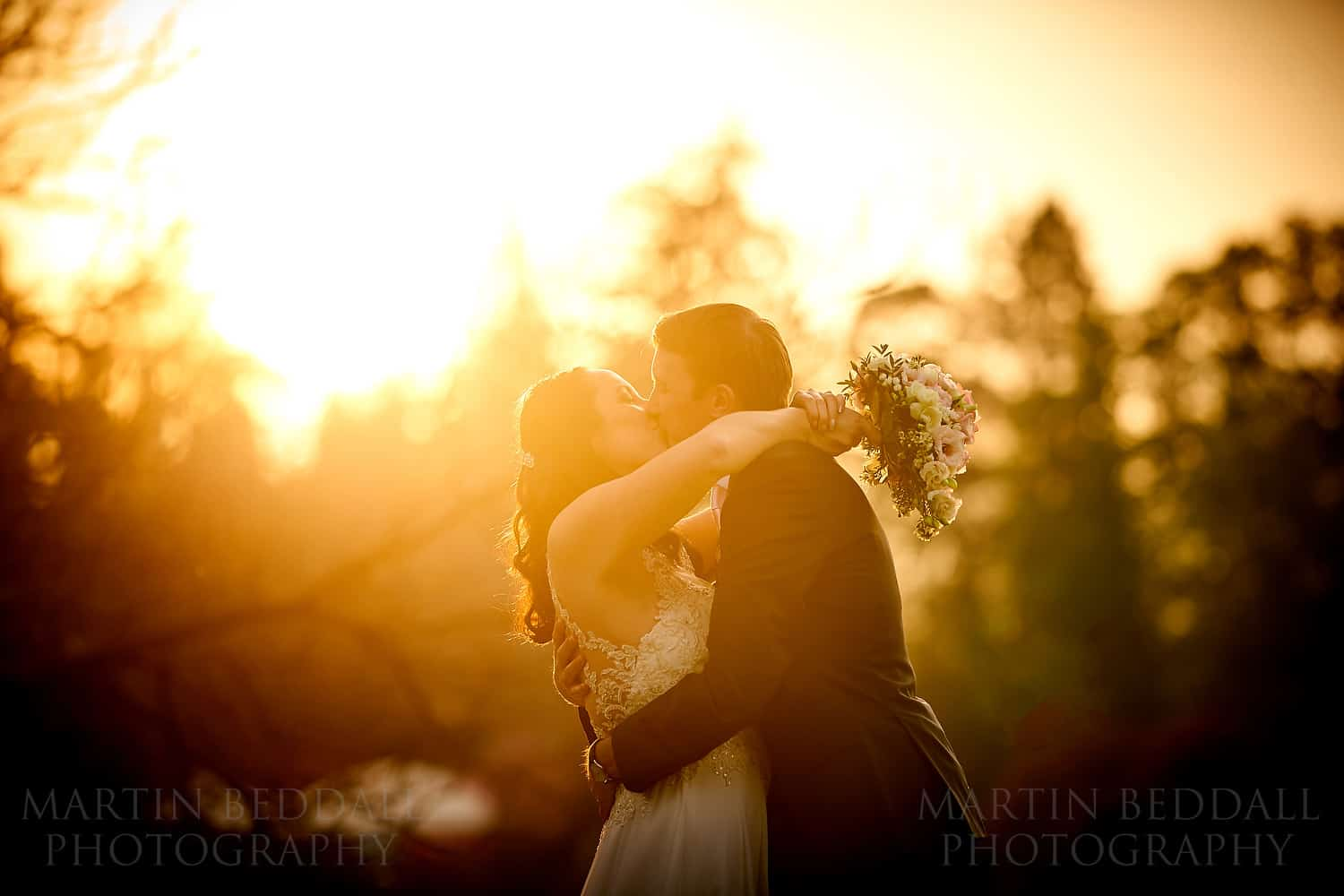 Hever castle couple portrait