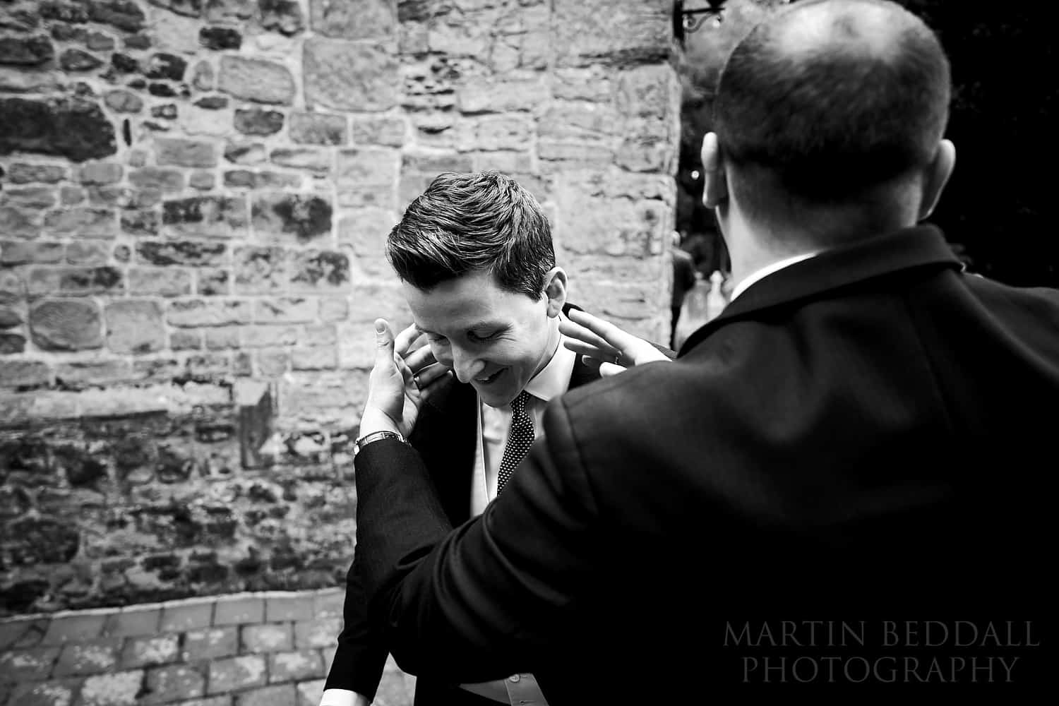 best amdn and groom messing about