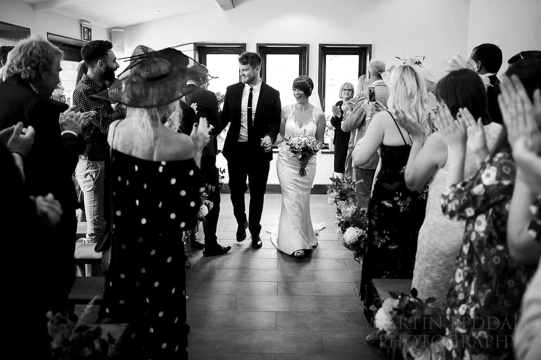 Wedding at Oak Barn in Kent