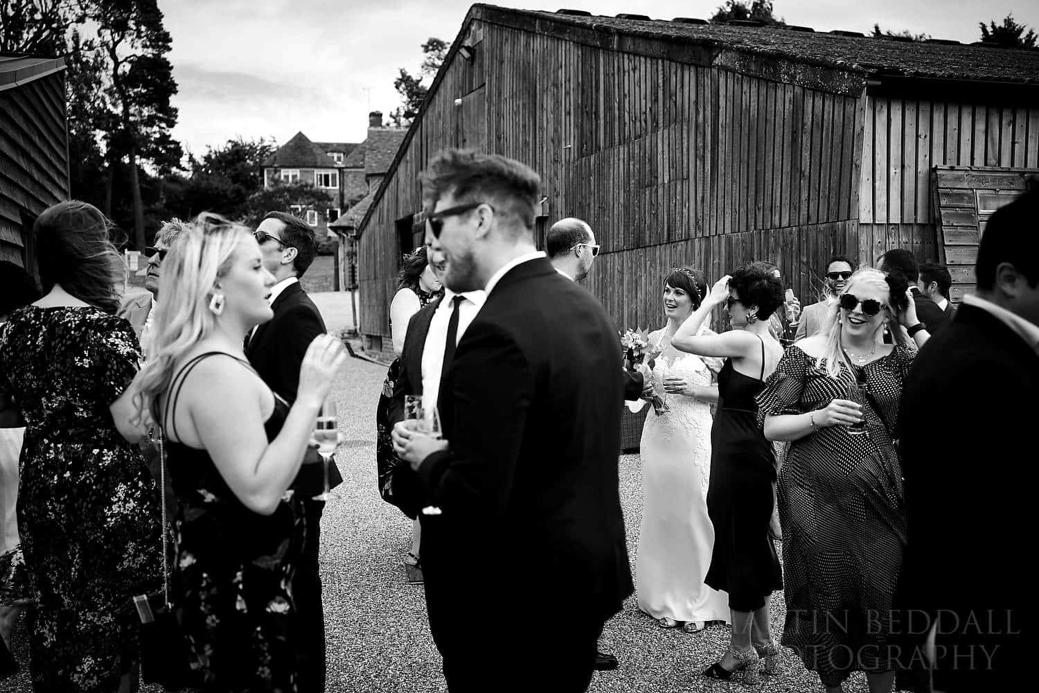 Wedding at Frame Farm