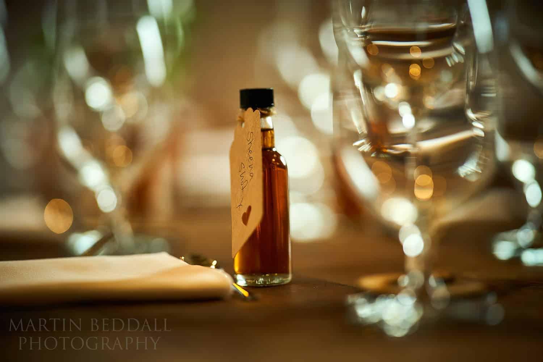 Drink in honour of a deceased friend