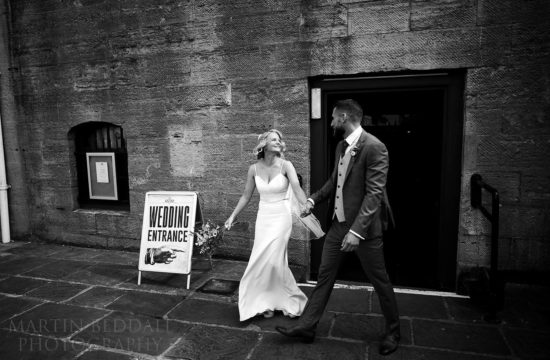 Square Tower wedding in Portsmouth