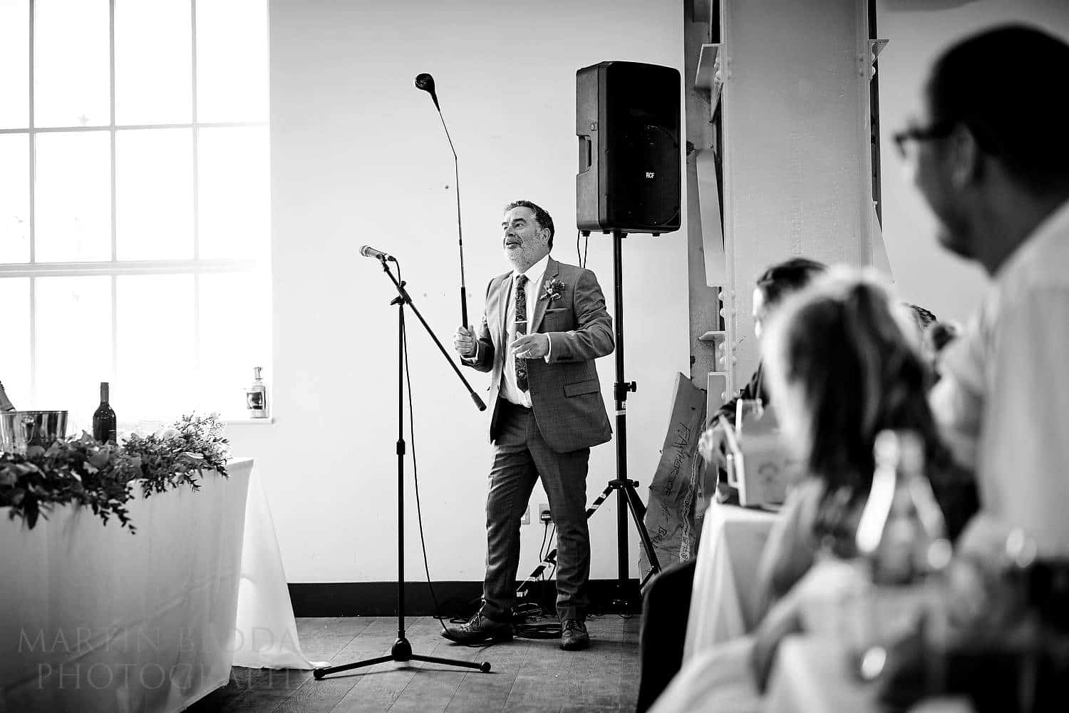 Father of the bride's speech