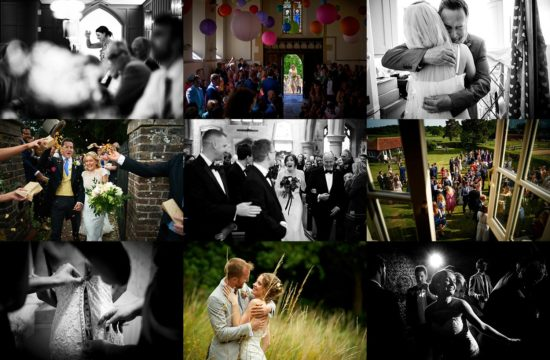 2019 a slection of wedding images