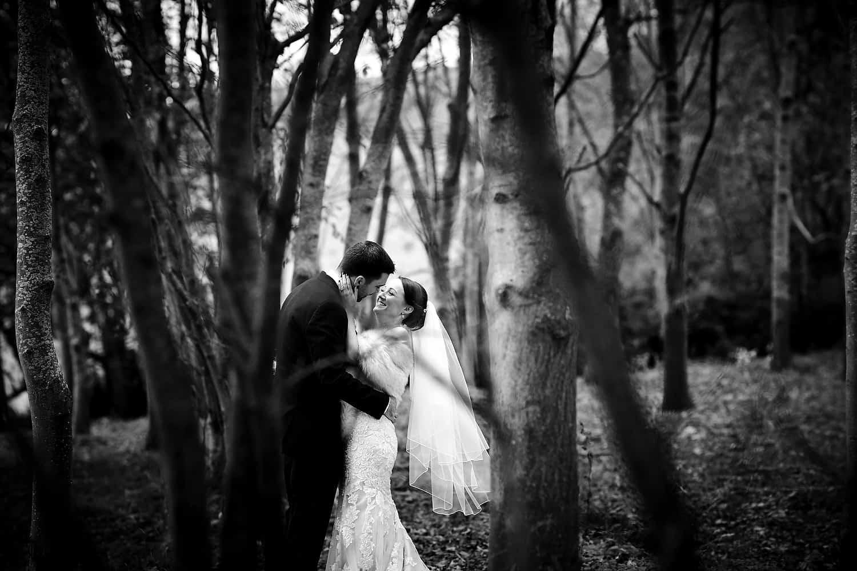Cissbury Barns wedding portrait