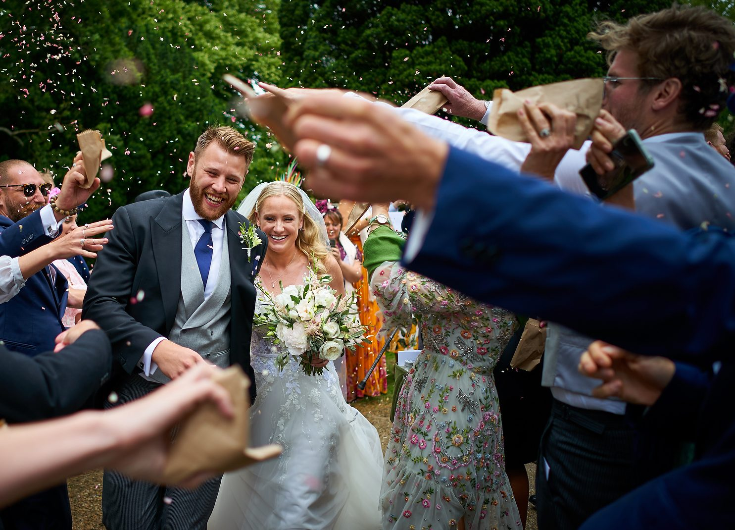 Best Sussex wedding photography