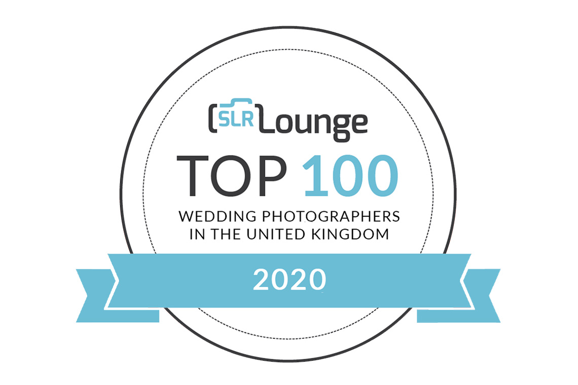 Top UK wedding photographer 2020