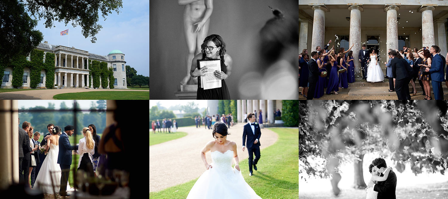 Goodwood House wedding venue