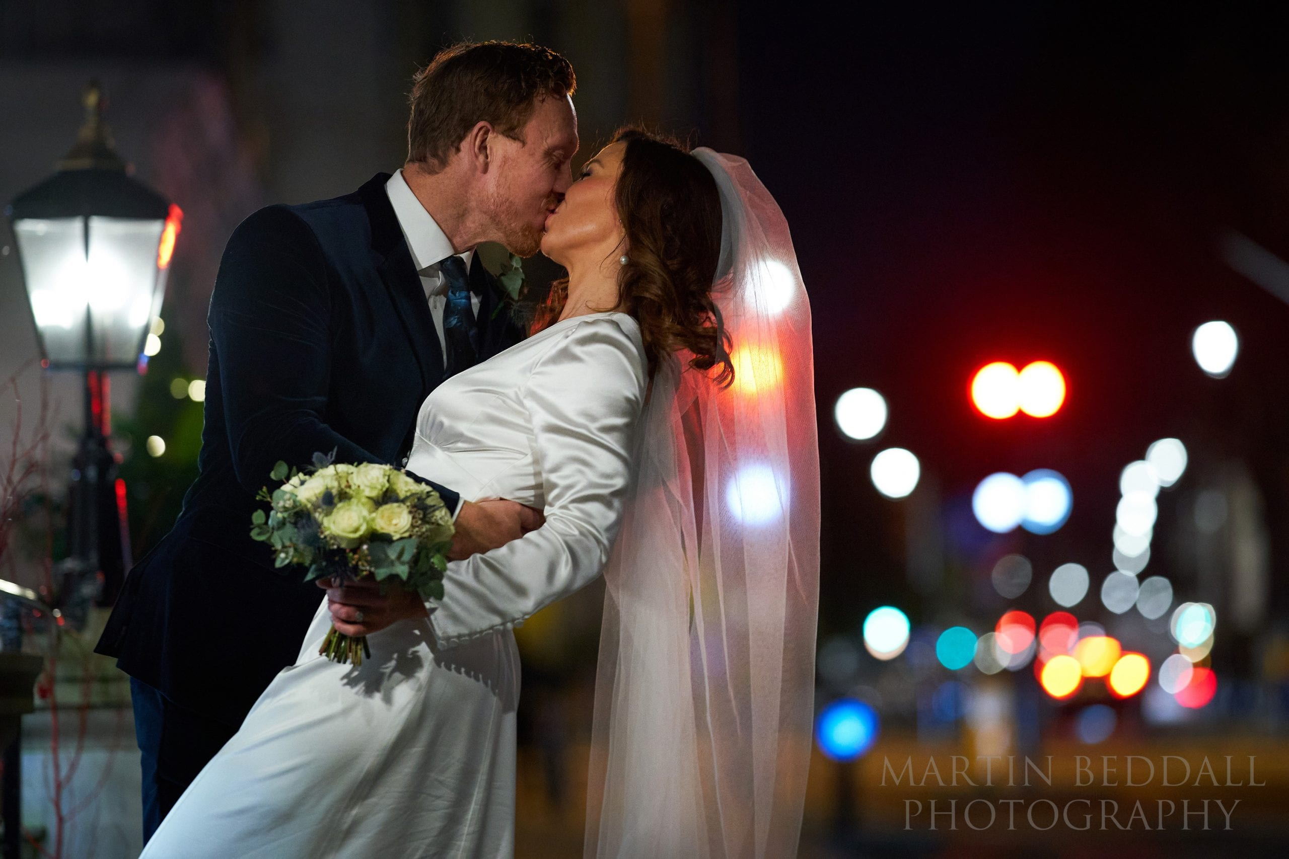Winter wedding at The Goring Hotel