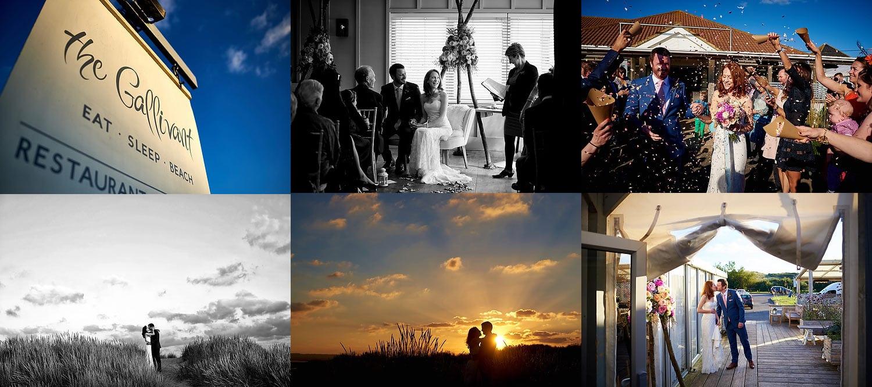 Gallivant wedding